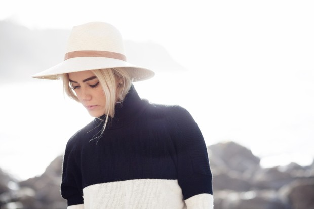 T.Bags blog- Janessa Leone Straw hats
